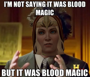 SILLY.BLOOD-MAGIC