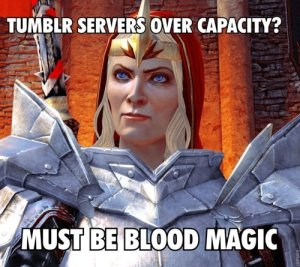 SILLY.MUST-BLOOD-MAGIC