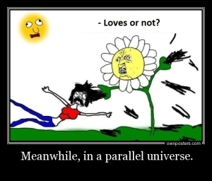 SILLY.PARALLEL-UNIVERSE